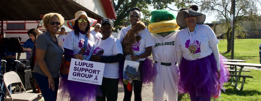 Virtual Walk to End Lupus Now - Madison
